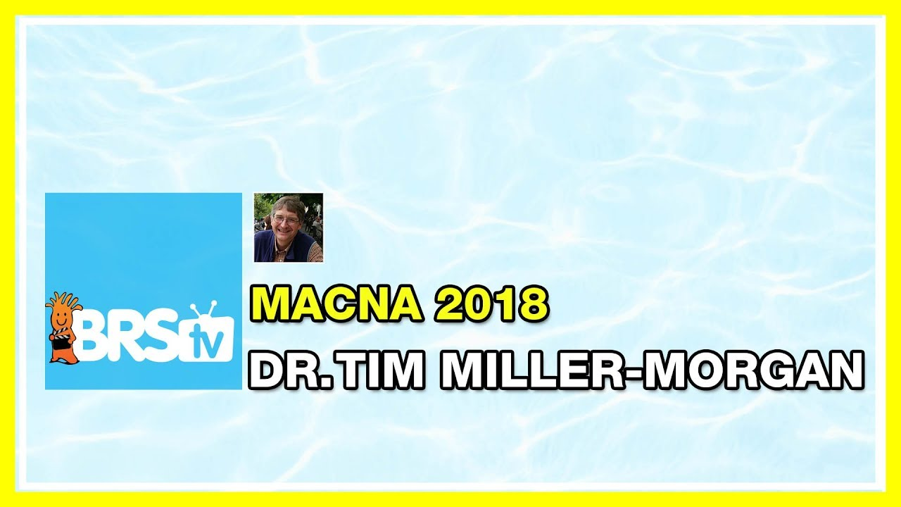 Dr. Tim Miller-Morgan: Principles of Biosecurity and Fish Health Management | MACNA 2018
