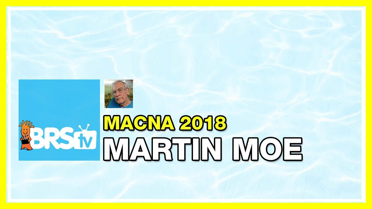 Martin Moe: The Details of Diadema Culture; a New Aquaculture Technology | MACNA 2018