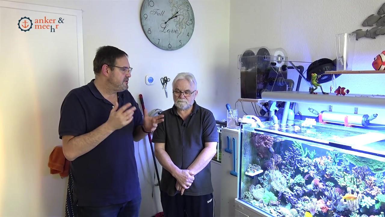 Hausbesuche: Meerwasser Besuch beim Züchter Achim Kahlert